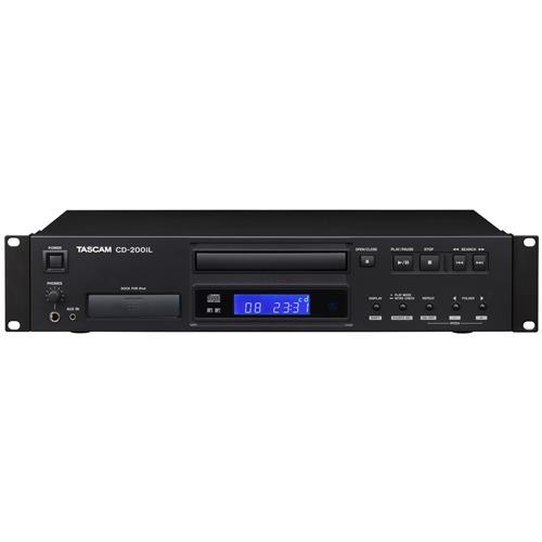 Tascam CD-200iL CD Player/iPod Dock