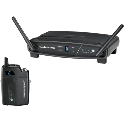 Audio Technica ATW-1101 Stack-Mount Digital Wireless System