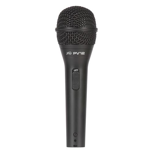 Peavey PV i 2 1/4 Cardioid Unidirectional Dynamic Vocal Microphone
