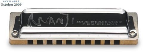 "Harmonica Suzuki MANJI 10H/D ""C"""