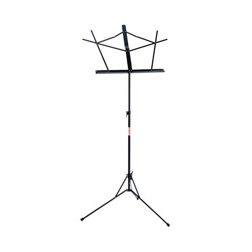 Stageline MS1050BK Music Stand - Black