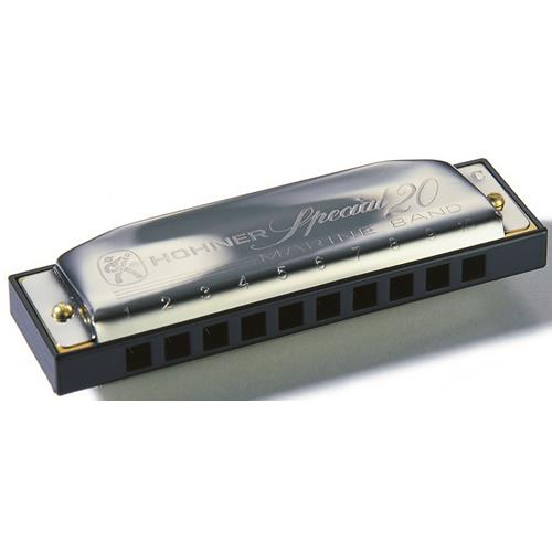 Hohner Special 20 Classic Harmonica - Key D