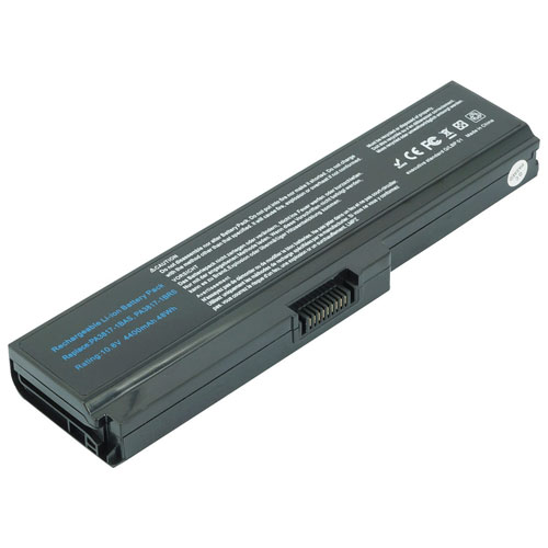 Dr. Battery 6-Cell Laptop Battery for Toshiba Satellite (L16-230-SS)