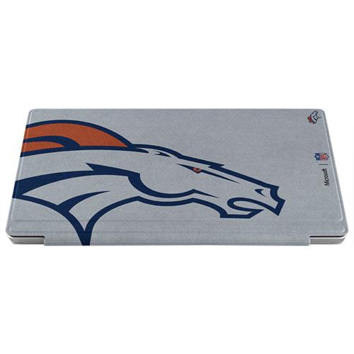 Microsoft Surface Pro Denver Broncos Type Cover Keyboard Case