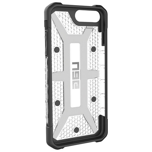 sports shoes 4bfb4 ffa4b UAG Plasma iPhone 7/8 Plus Fitted Hard Shell Case - Ice