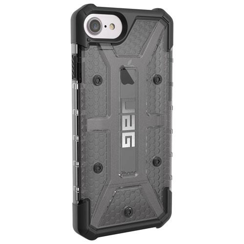 Étui composite rigide ajusté d'UAG pour iPhone 7/8 - Gris - Noir