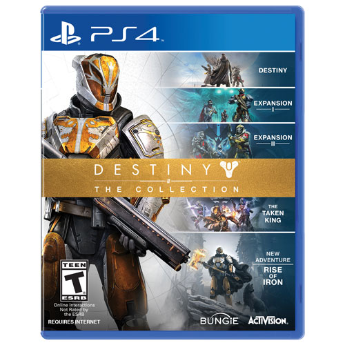 Destiny: The Collection (PS4) - French