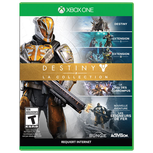 Destiny: The Collection (Xbox One) - French