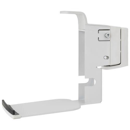 Flexson Adjustable Speaker Wall Mount Bracket for Sonos PLAY:5 2nd Gen (FLXP5WM1013) - White