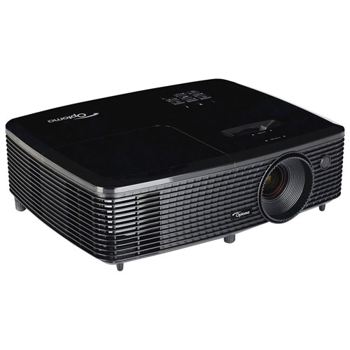 Optoma 1080p DLP Home Theatre Projector (HD142X)