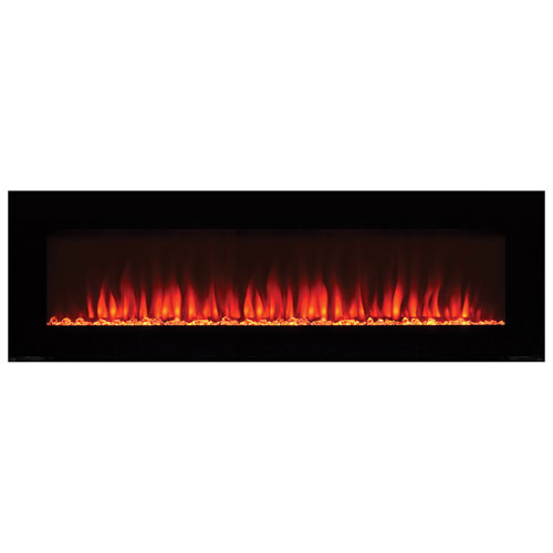Paramount Premium 50 Quot Wall Mounted Electric Fireplace