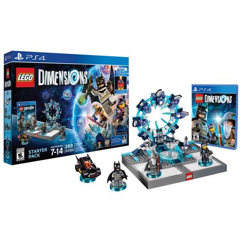 Ensemble de démarrage Supergirl LEGO Dimensions (PS4)