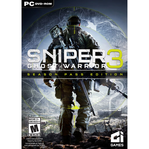 Sniper: Abonnement de saison Ghost Warrior 3 (PC)