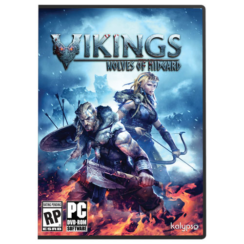 Vikings : Wolves Of Midgard (PC) - Anglais