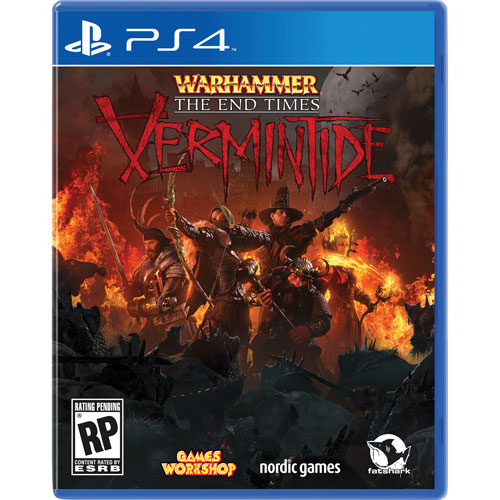 Warhammer: End Times - Vermintide (PS4) - Anglais