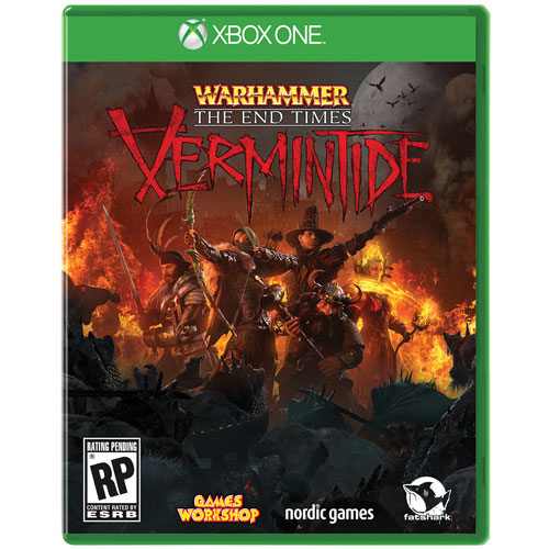 Warhammer: End Times - Vermintide (Xbox One) - Anglais