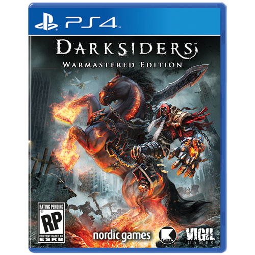 Darksiders Warmastered Edition (PS4) - English