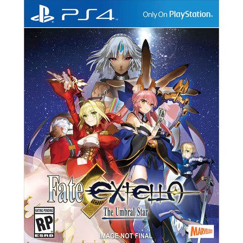 Fate/Extella: The Umbral Star (PS4) - English