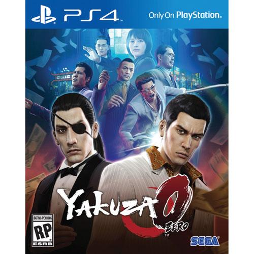 Yakuza 0 (PS4) - English