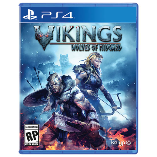 Vikings : Wolves Of Midgard (PS4) - Anglais