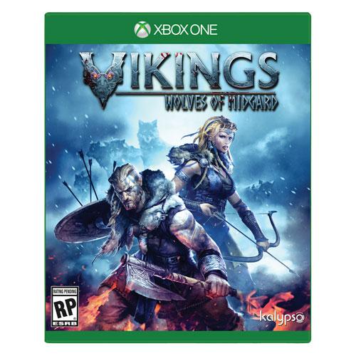 Vikings: Wolves Of Midgard (Xbox One) - English