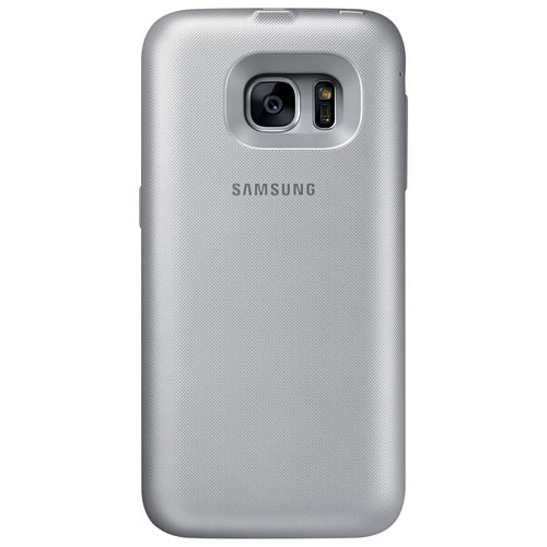 samsung galaxy s7 case. final clearance samsung galaxy s7 wireless charging backpack case - silver