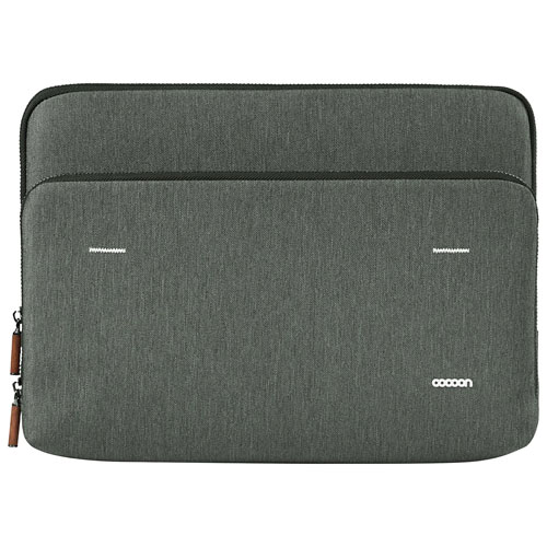 "Cocoon Innovations Graphite 15"" Laptop Sleeve - Grey"