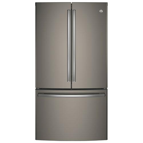 R frig rateur deux portes 28 5 pi3 36 po avec - Refrigerateur distributeur de glacon 1 porte ...