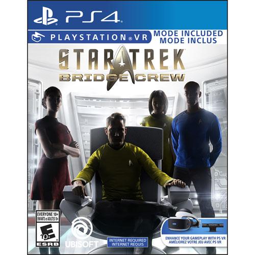 Star Trek Bridge Crew pour PlayStation VR (PS4)