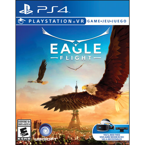 Eagle Flight pour casque VR de PlayStation (PS4)