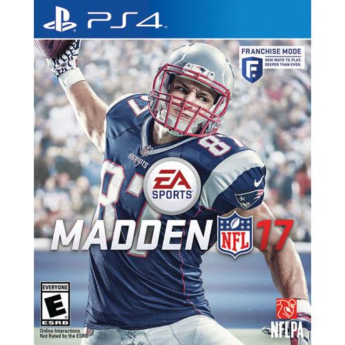Madden NFL 17 (PS4) - Jeu usagé