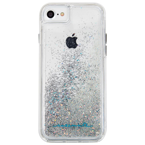Étui rigide ajusté Waterfall de Case-Mate pour iPhone 6/7 - Diamant iridescent