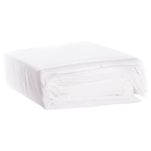 Gouchee Design 100% Microfiber Sheet Set - Single - White