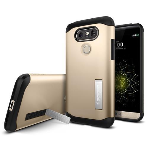 Spigen Slim Armor Case for LG G5 - Champagne Gold