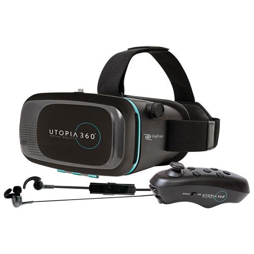 ReTrak Utopia 360 VR Immersive Experience Bundle