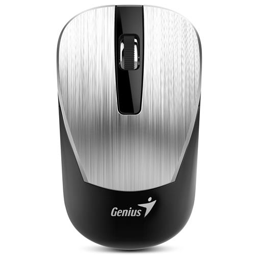 Genius NX7015 WL Mouse, Silver, English