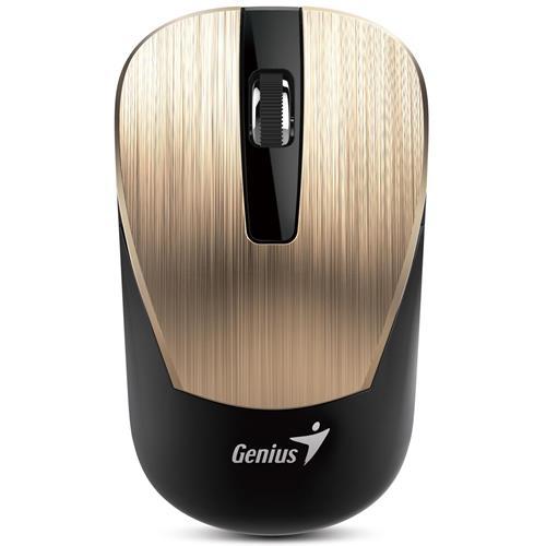 Genius NX7015 WL Mouse, Gold, English