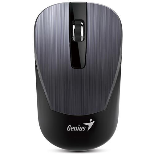 Genius NX7015 WL Mouse, Grey, English