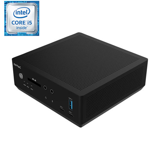 Ordinateur de base ZBOX nano de Zotac (Core i5-6200U d'Intel/HD 520 d'Intel)