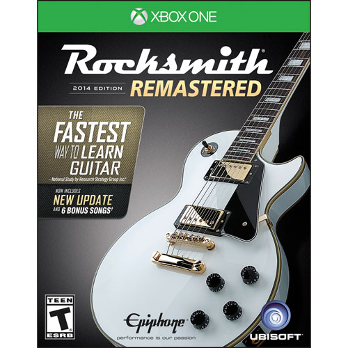 Rocksmith 2014 Edition Remastered (Xbox One)