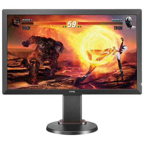 "BenQ Zowie 24"" Console eSports FHD 60HZ 1ms GTG TN LED Head to Head Gaming Monitor (RL2460) - Black"