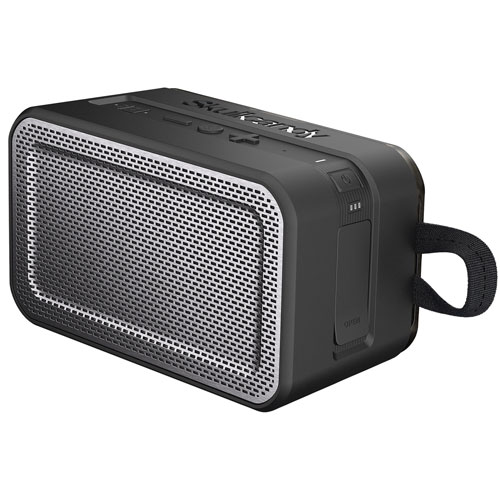 Skullcandy Barricade XL Rugged/Waterproof Bluetooth Wireless Speaker - Black