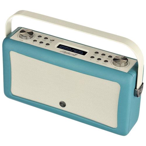 Radio-réveil Bluetooth Hepburn Mk II de VQ - Sarcelle