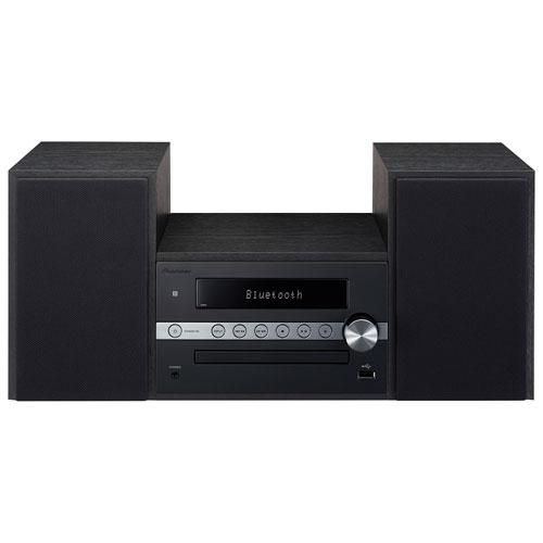 Pioneer X-CM56B 30-Watt 2.0 Channel CD Stereo Receiver - Black