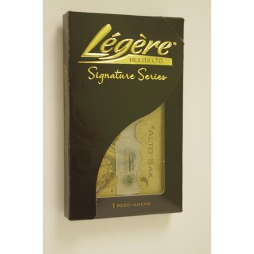 Legere Signature Alto Saxophone Reed - #2.75, Single