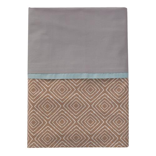 Lolli Living - Zig Zag Zoo Bed Skirt