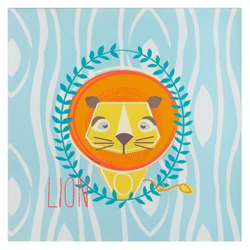 Wall Plaque - Lion
