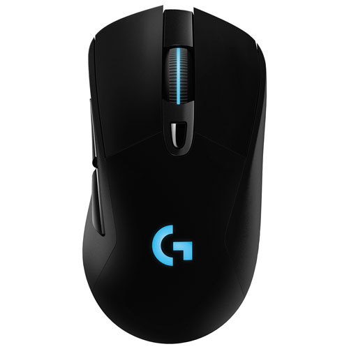 Logitech G403 Prodigy Wireless/Wired Optical Gaming Mouse - Black