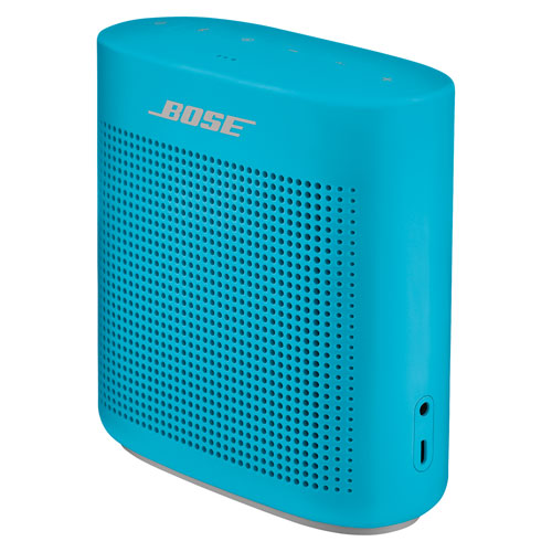 bose soundlink 2. bose soundlink colour ii splashproof portable bluetooth wireless speaker - blue : speakers best buy canada soundlink 2