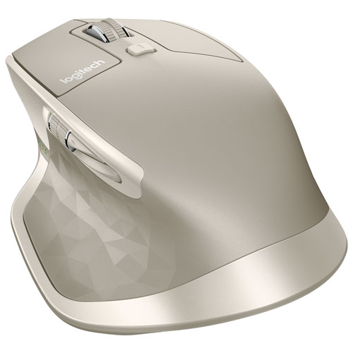 Logitech MX Master Wireless Laser Mouse - Stone